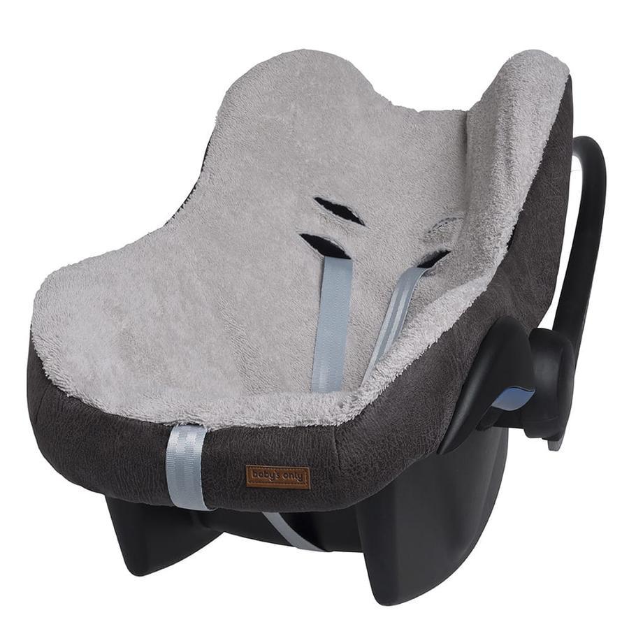 baby's only Bezug für MAXI COSI Autositze 0+ Rock anthrazit