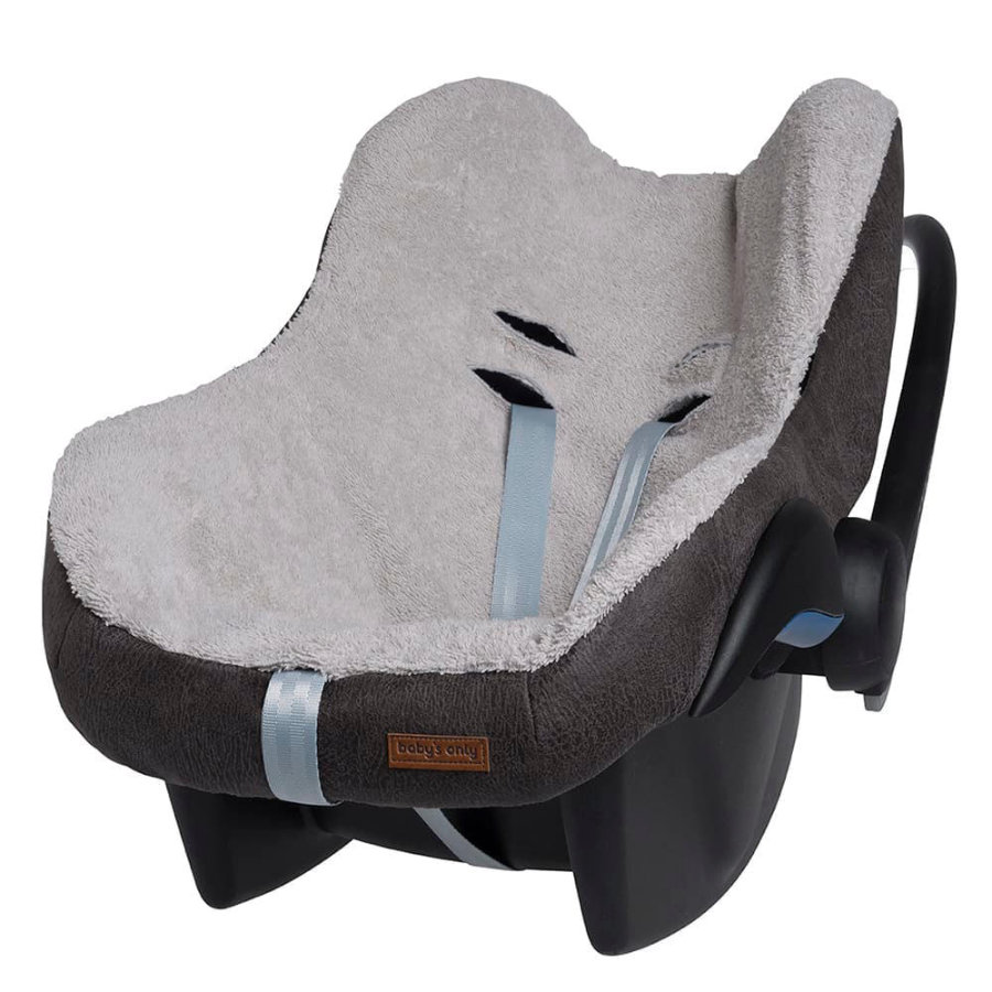 baby's only Housse pour cosy MAXI COSI gr.0+ Rock anthracite