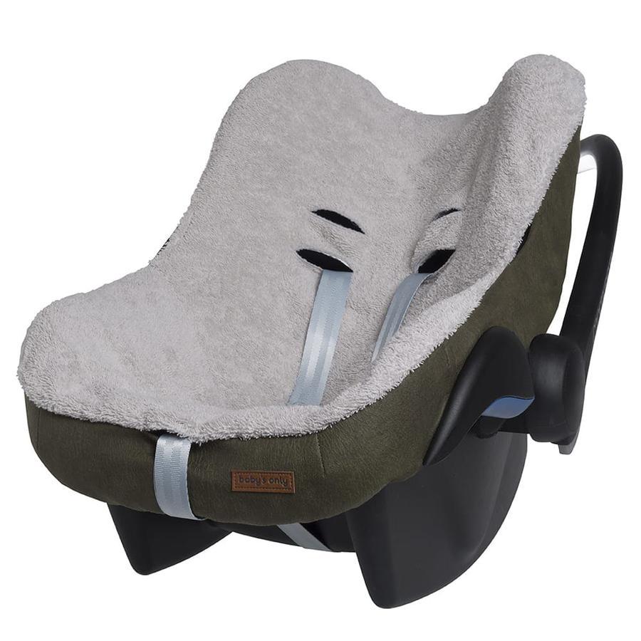 baby's only Bezug für MAXI COSI Autositze 0+ Rock khaki
