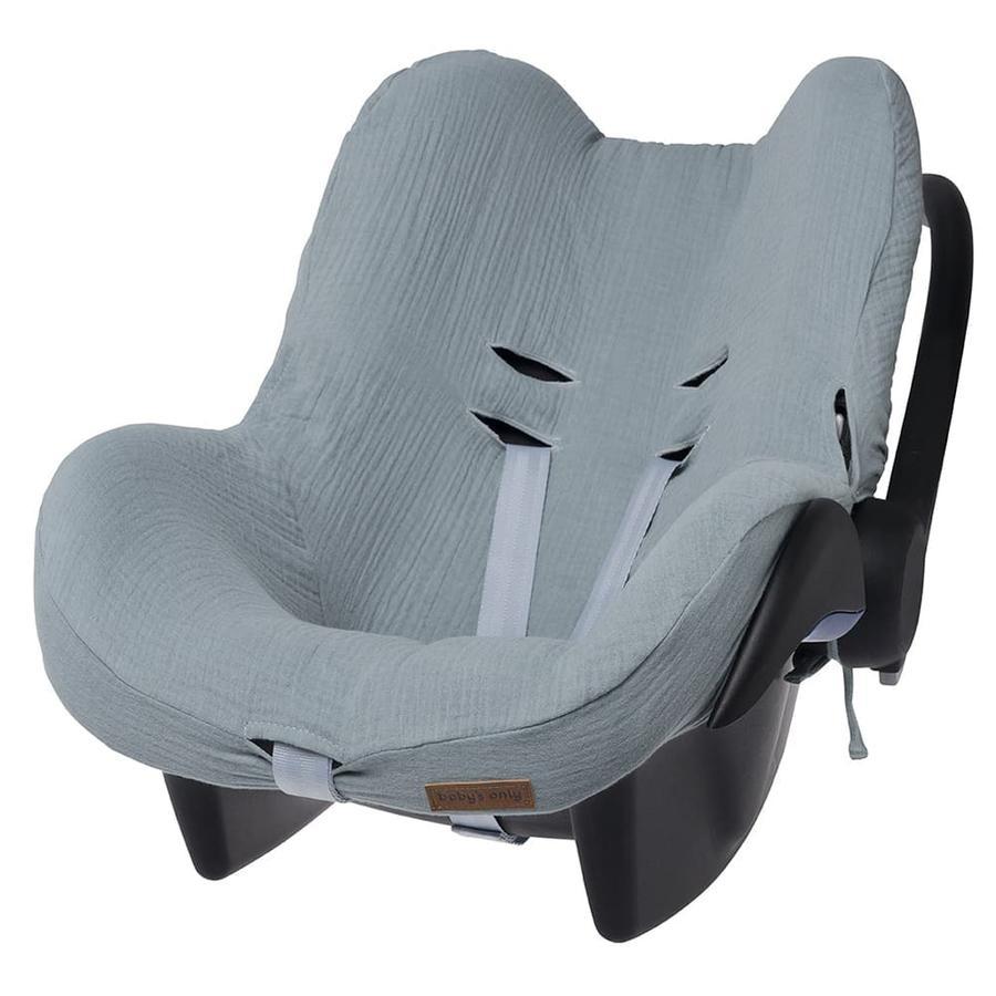 baby's only skydd för MAXI COSI bilbarnstolar 0+ Breeze Stone green