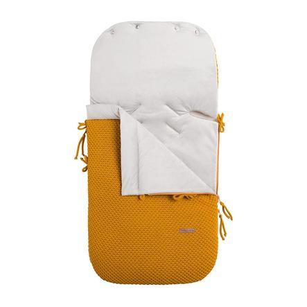 baby's only  kørepose til autostole 0+ Smag okker