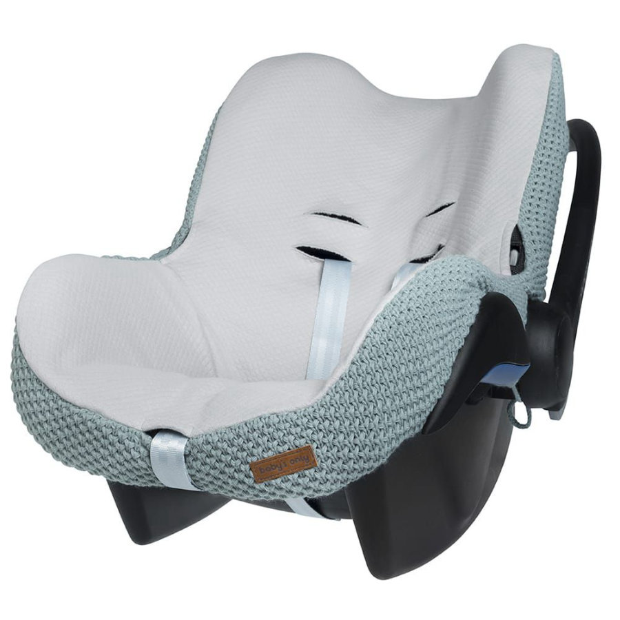baby's only Potah pro autosedačky MAXI COSI 0+ Flavor Stone green