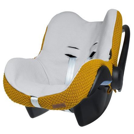 baby's only Bezug für MAXI COSI Autositze 0+ Flavor ocker