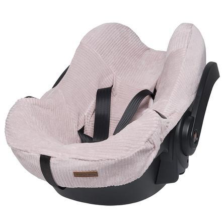 baby's only  autostols betræk Sense Old Pink