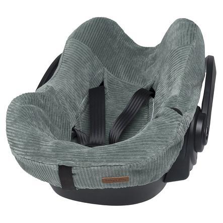 baby's only Autositzbezug Sense Meergrün