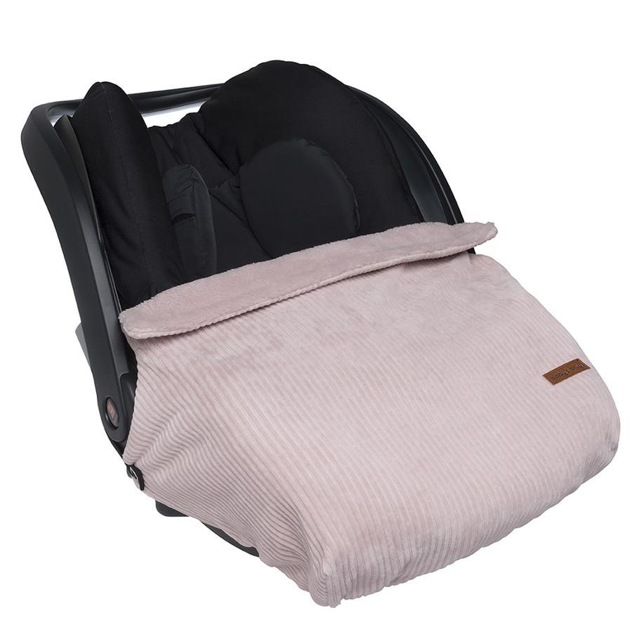 baby's only Manta para silla portabebés gr.0+ Sense old pink