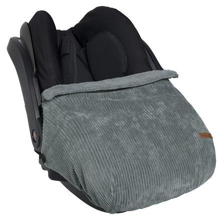 baby's only Autositzdecke Sense meergrün