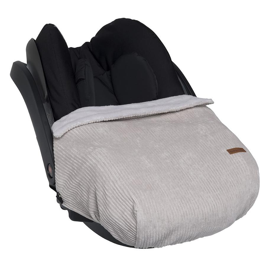 babys only turvaistuimen suojus Sense-kivi harmaa