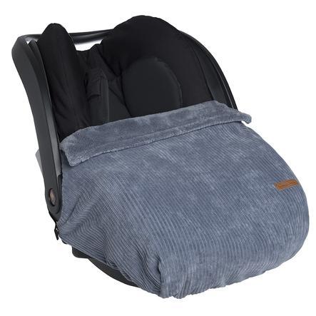 baby's only Manta para silla portabebés Sense vintage blue