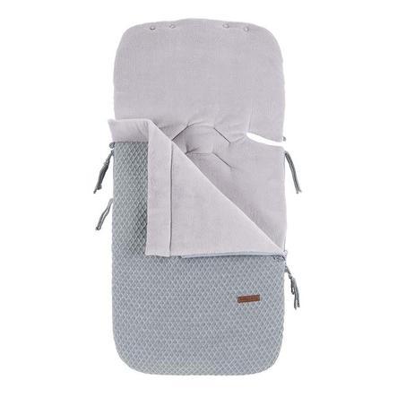 baby's only åkpåse för babyskydd 0+ solgrå