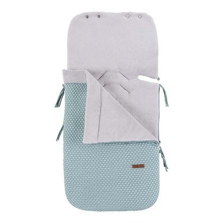 baby's only Fußsack für Autositze 0+ Sun mint/stonegreen