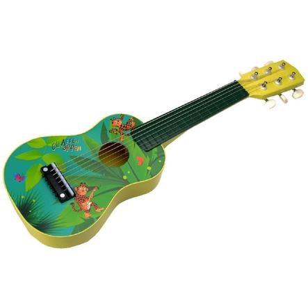 beluga  Gitara żyrafa małpa