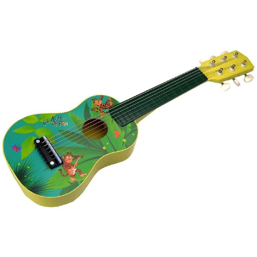 beluga  Guitarra mono jirafa