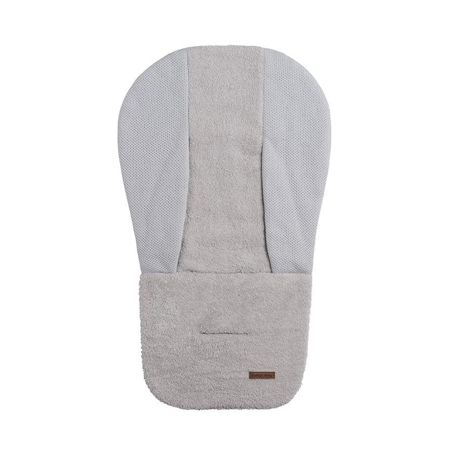 baby's only Matelas d'assise pour poussette/cosy universel Multicomforter Classic gris argenté