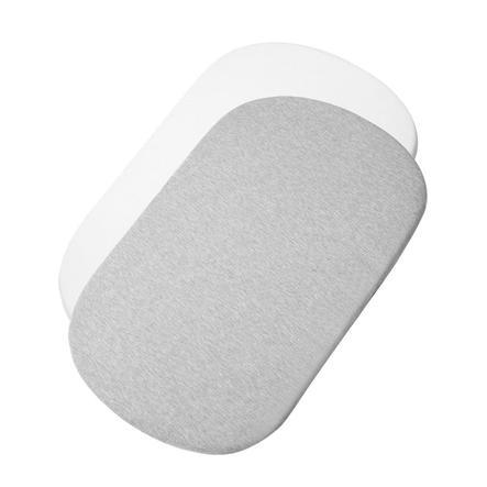 MAXI COSI Bettlaken für Iora White Grey