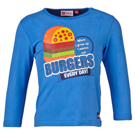 LEGO WEAR Duplo Boys Longsleeve TAJS 705 medium blue