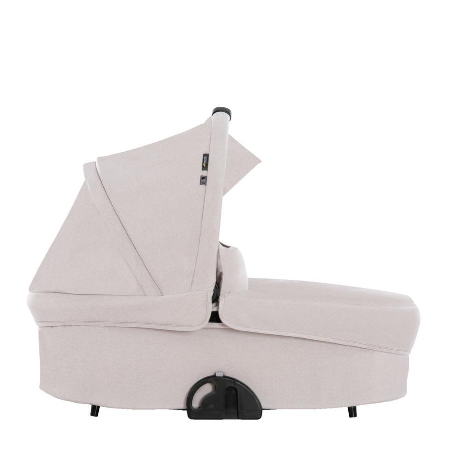 hauck Zaczep do wózka dziecięcego Colibri Melange Beżowy