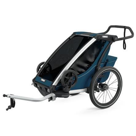 THULE cykelanhænger Chariot Cross 1 Majolica Blue