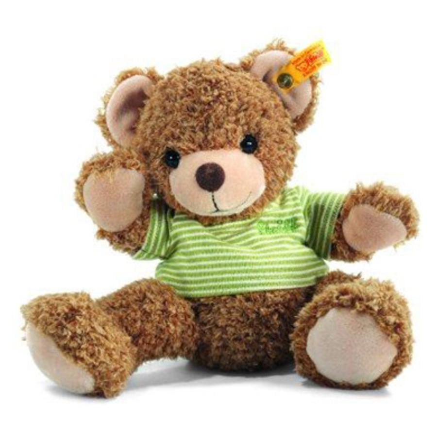 STEIFF Plyšový medvídek Knuffi 28 cm hnědý