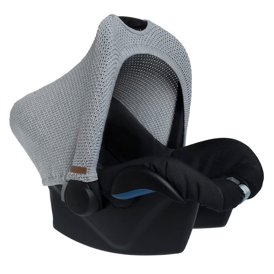 baby's only  baldakin til MAXI COSI bilsæder 0+ Smaggrå