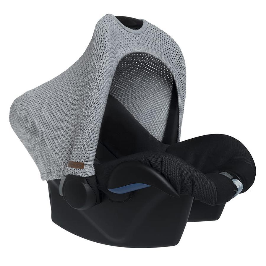 baby's only Zonnekap voor MAXI COSI autostoelen 0+ Flavor grijs