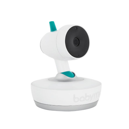Babymoov Cam/éra Additionnelle Babyphone Vid/éo Motoris/é  360/° Yoo Moov
