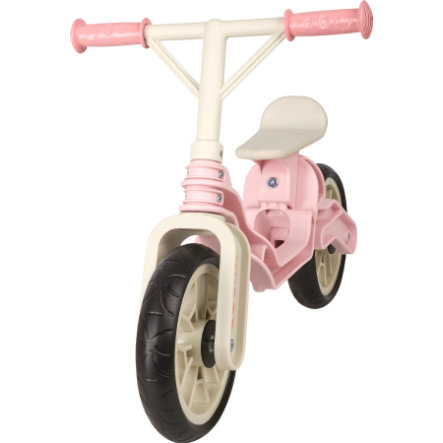 bobike Bicicleta  Balance Cotton Rosa caramelo