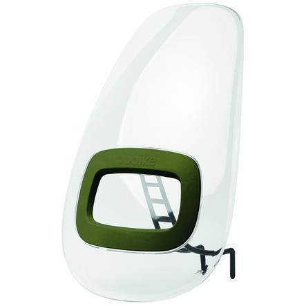 bobike Pare-brise de siège de vélo enfant One+ Olive Green