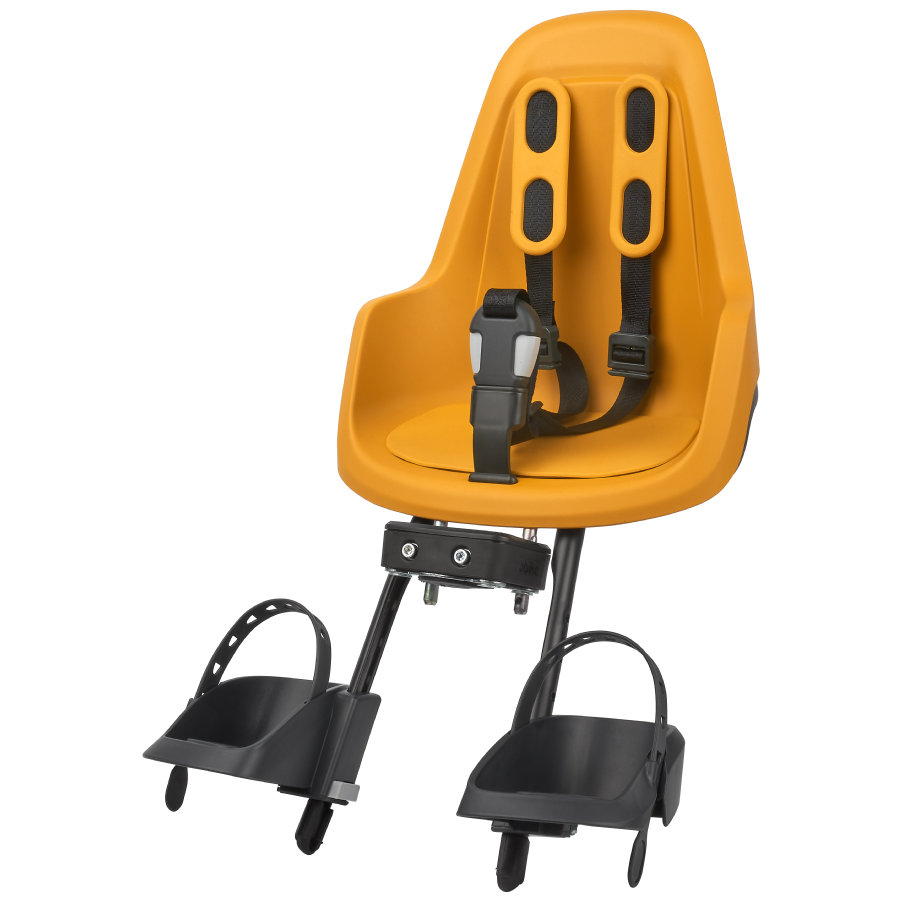 bobike Bike Seat One Mini Mighty Mustard