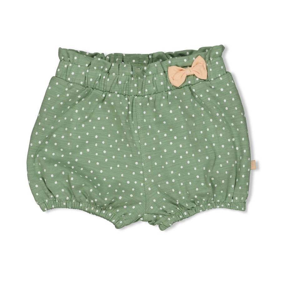 Feetje Shorts Heart s grøn