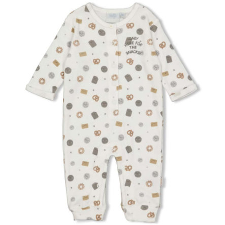 Feetje Pyjama Mini Cookie Off white