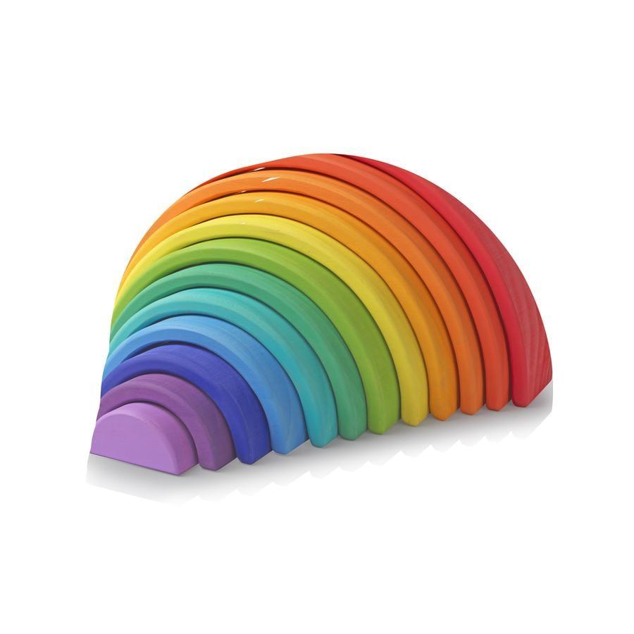 Kinderfeets ® Arches Rainbow - stapelbara träbågar