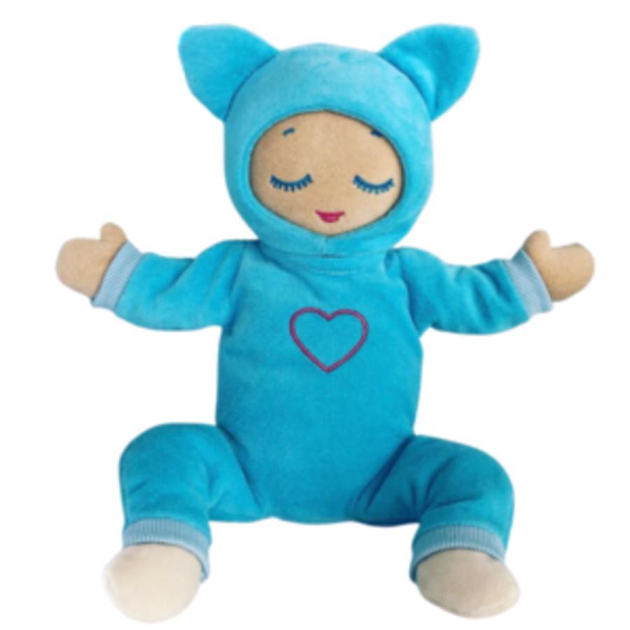 Lulla doll -  Lulla Fox Outfit, blau