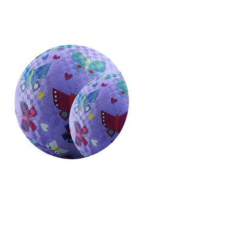 Crocodile Creek® Spielball 13 cm - Schmetterlinge