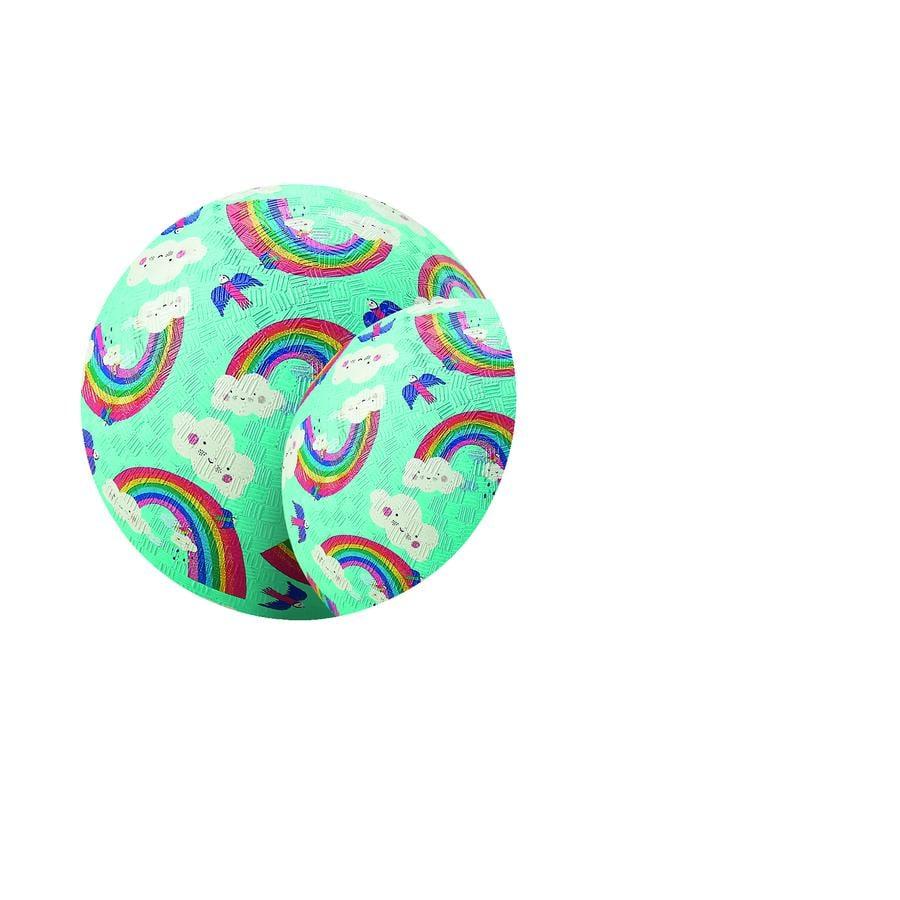 Crocodile Creek® Spielball 18 cm - Regenboge Träume