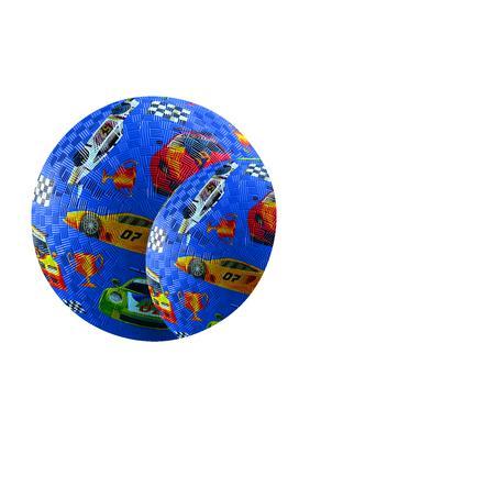 Crocodile Creek® Spielball 18 cm - Rennwagen