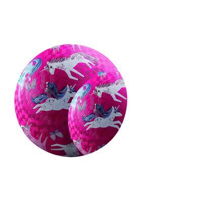 Crocodile Creek® Spielball 18 cm - Einhorn Magie