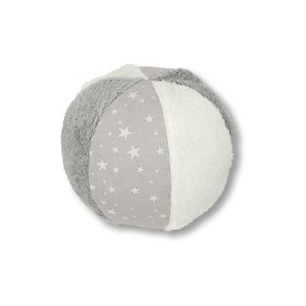 Sterntaler Ball grau