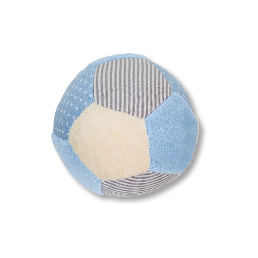 Sterntaler Ball blau/ecru