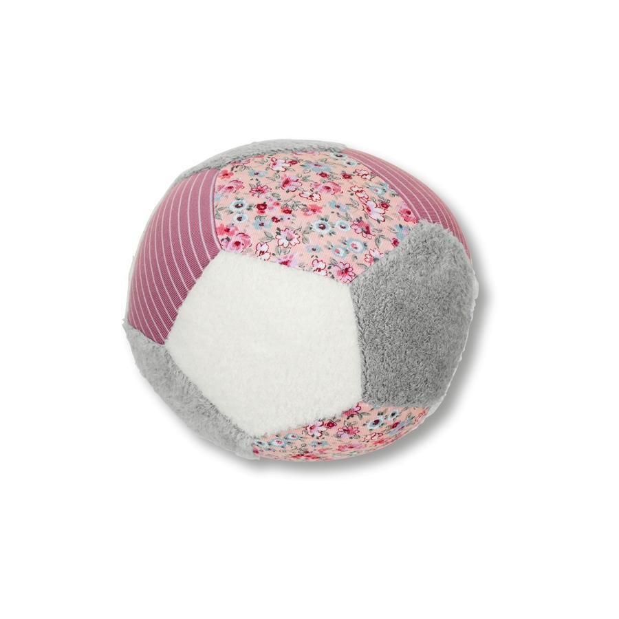 Sterntaler Kogel roze/grijs
