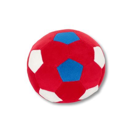 Sterntaler Ball rot/blau/weiß