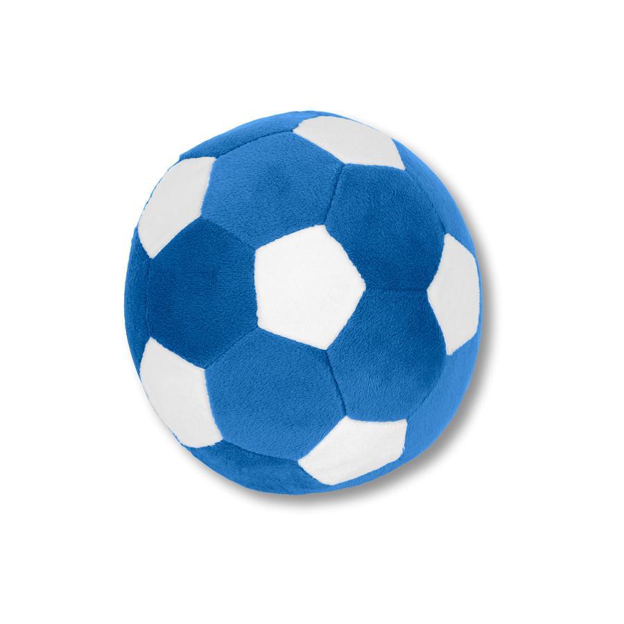 Sterntaler Ball blau/weiß