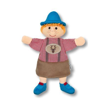 Sterntaler Marionnette à main pour enfants Seppel