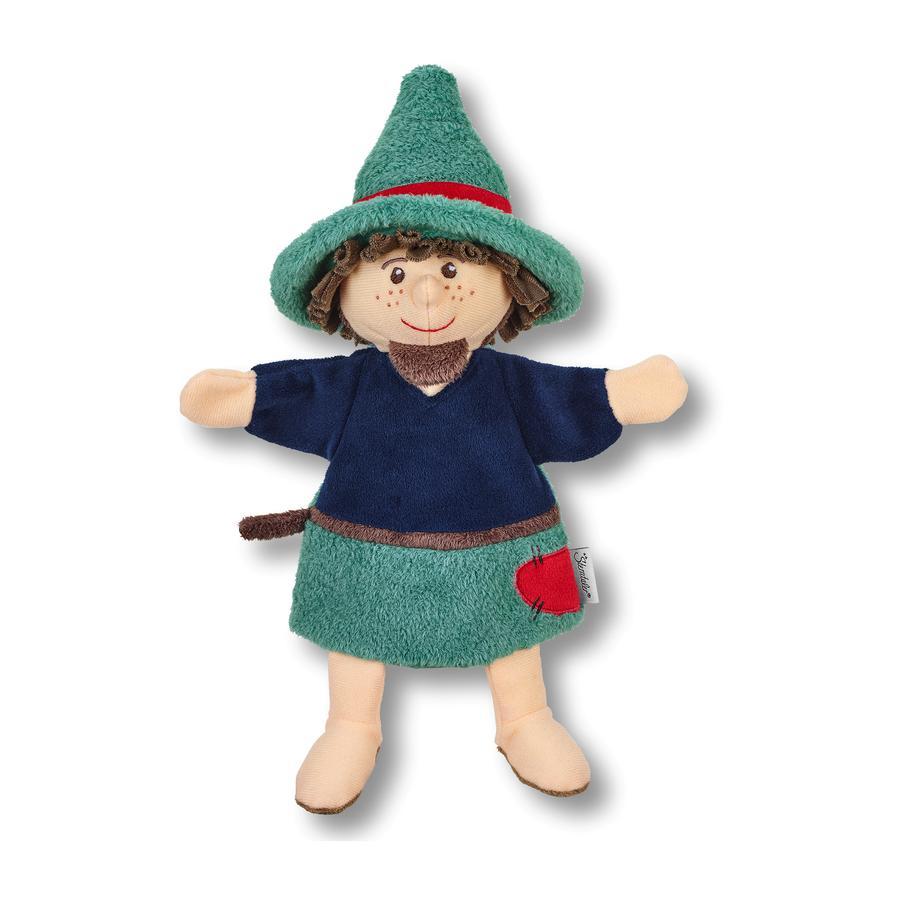 Sterntaler Marionnette enfant voleur à la main