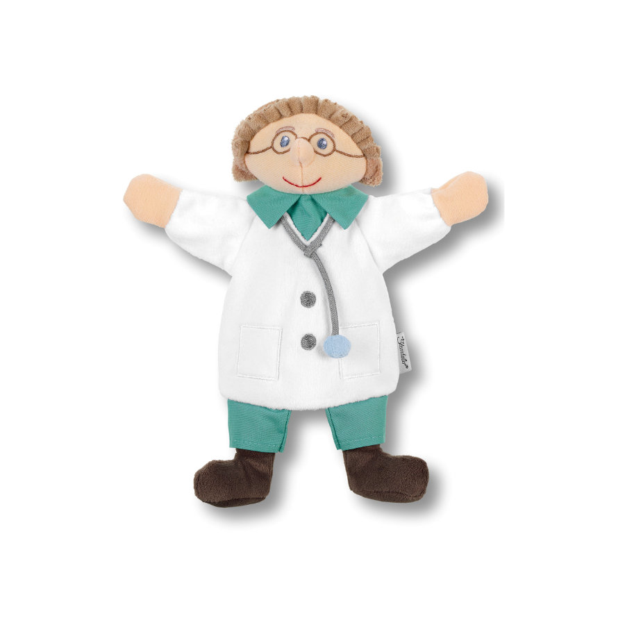 Sterntaler Kinder-Handpuppe Arzt