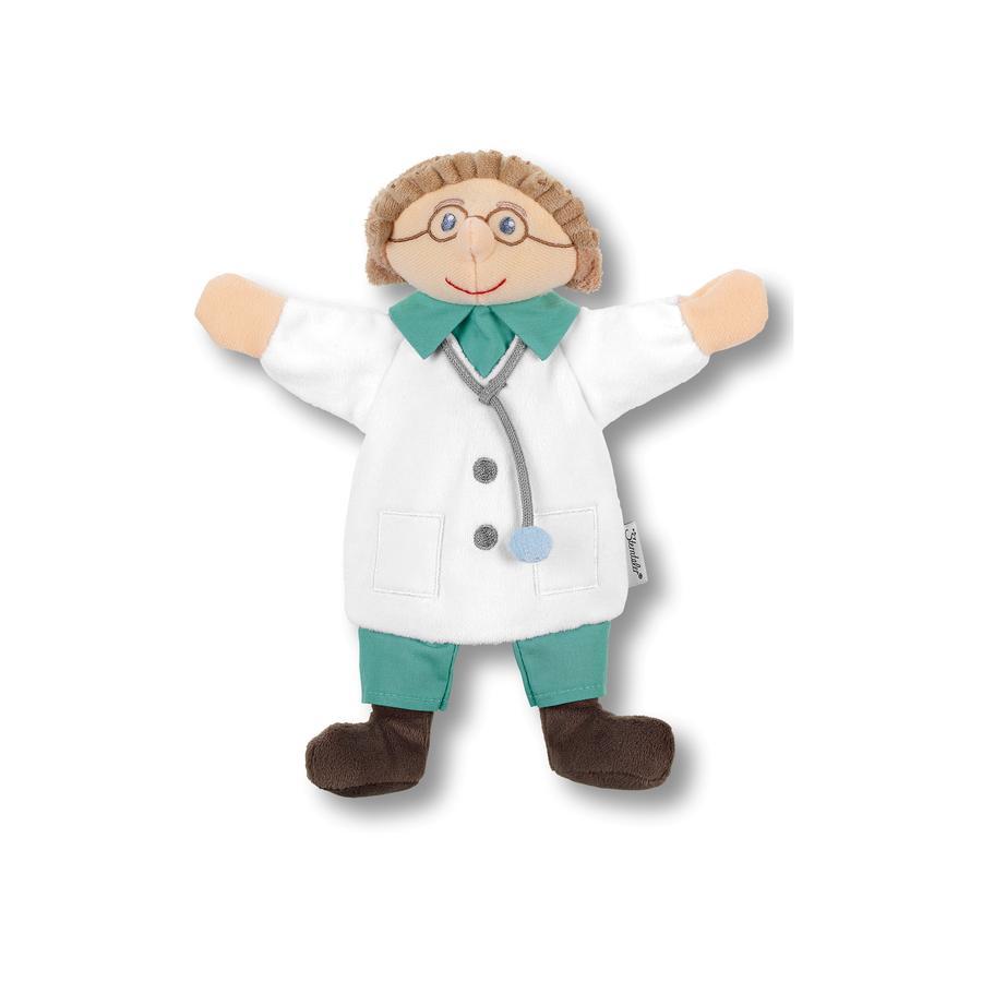 Sterntaler Médecin marionnette pour enfants