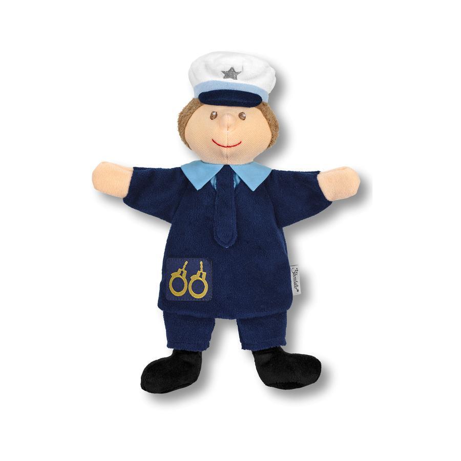 Sterntaler Kinder-Handpuppe Polizist