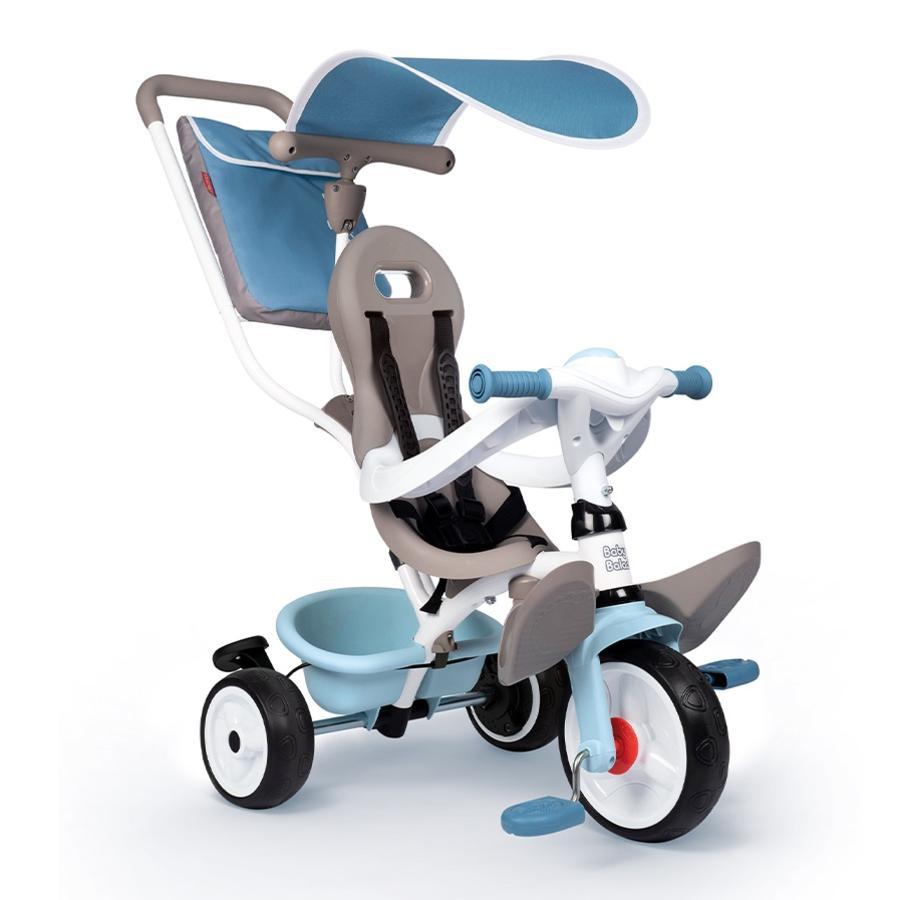 Smoby kolmipyöräinen vauvan balade sininen (vaalea)