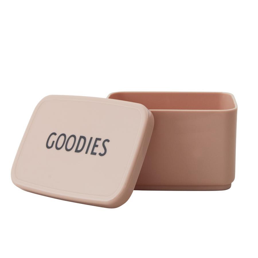 Design letters Snack Box v nahé barvě