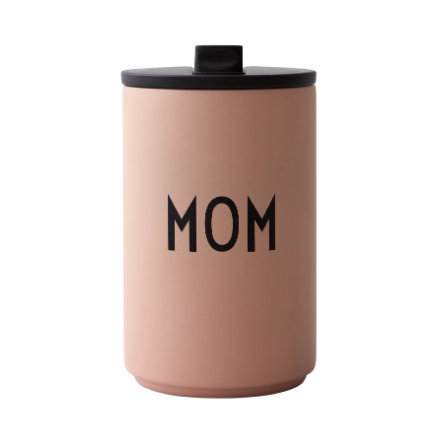 Design letters Thermobecher MOM in nude 350 ml